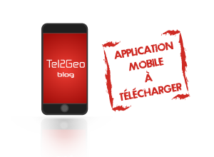 Tel2geo Blog Mobile application