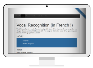 VocalR A voice recognition with multiples features